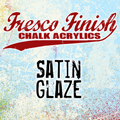 PaperArtsy Fresco Finish Chalk Acrylics 50ml - Satin Glaze