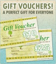 Gift Vouchers - Perfect gifts for everyone!