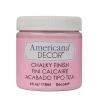 DecoArt Americana Decor® Chalky Finish Paint 4oz - Innocence