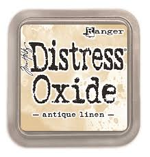Ranger - Tim Holtz® - Distress Oxide Ink Pad - Antique Linen