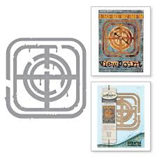 Spellbinders® Collection #4 Designer Series By Seth Apter Periscope