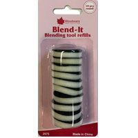 Woodware - Mini Ink Blending Tool Spare Pads - 10 pack