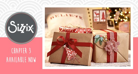 Sizzix Chapter 3 Christmas